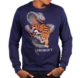 Pull Bleu Tiger GEORGE V