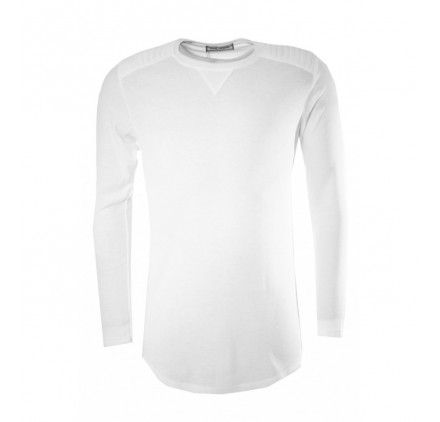 T-SHIRT MANCHES LONGUES OVERSIZE
